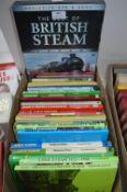 Railway Books and DVD Set