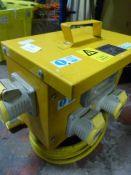 *110v Splitter Box
