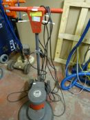 Industrial Rotary Floor Polisher