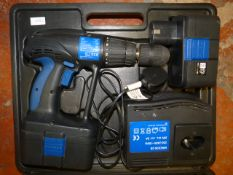 Nu Power Drill with Batteries and Charger