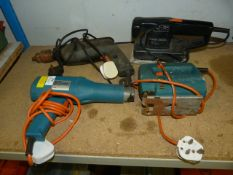 Black & Decker Drill, Sander, Jig Saw and Heat Gun