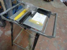 Bosch Circular Saw Table