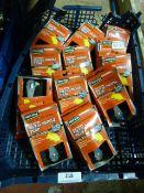 Box of Twelve Metal Mouse Traps