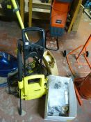 Karcher Pressure Washer with Fittings