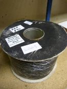 10mm x 50m Roll of Black Shock Cord