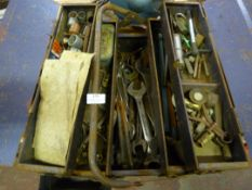Concertina Toolbox and Contents