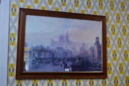 Framed Print of London