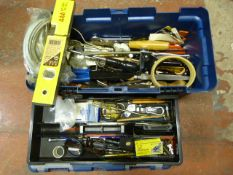 Toolbox and Assorted Tools