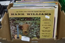 LP Records; Oldies and Country etc.