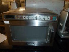 *Panasonic NE-1856 commercial microwave