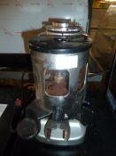 *Coffee bean grinder