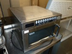 *Samsung CM1929 commercial microwave 1850w