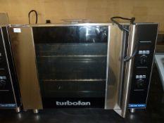 *Blue Seal Turbofan oven Model E31D4 - 4 shelf 810w x 600d x 630h