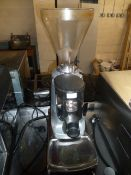 *Espresso Italiano coffee bean grinder with S/S knock out drawer