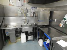 *Electrolux Pass-Through Dish and Pot Washing System...