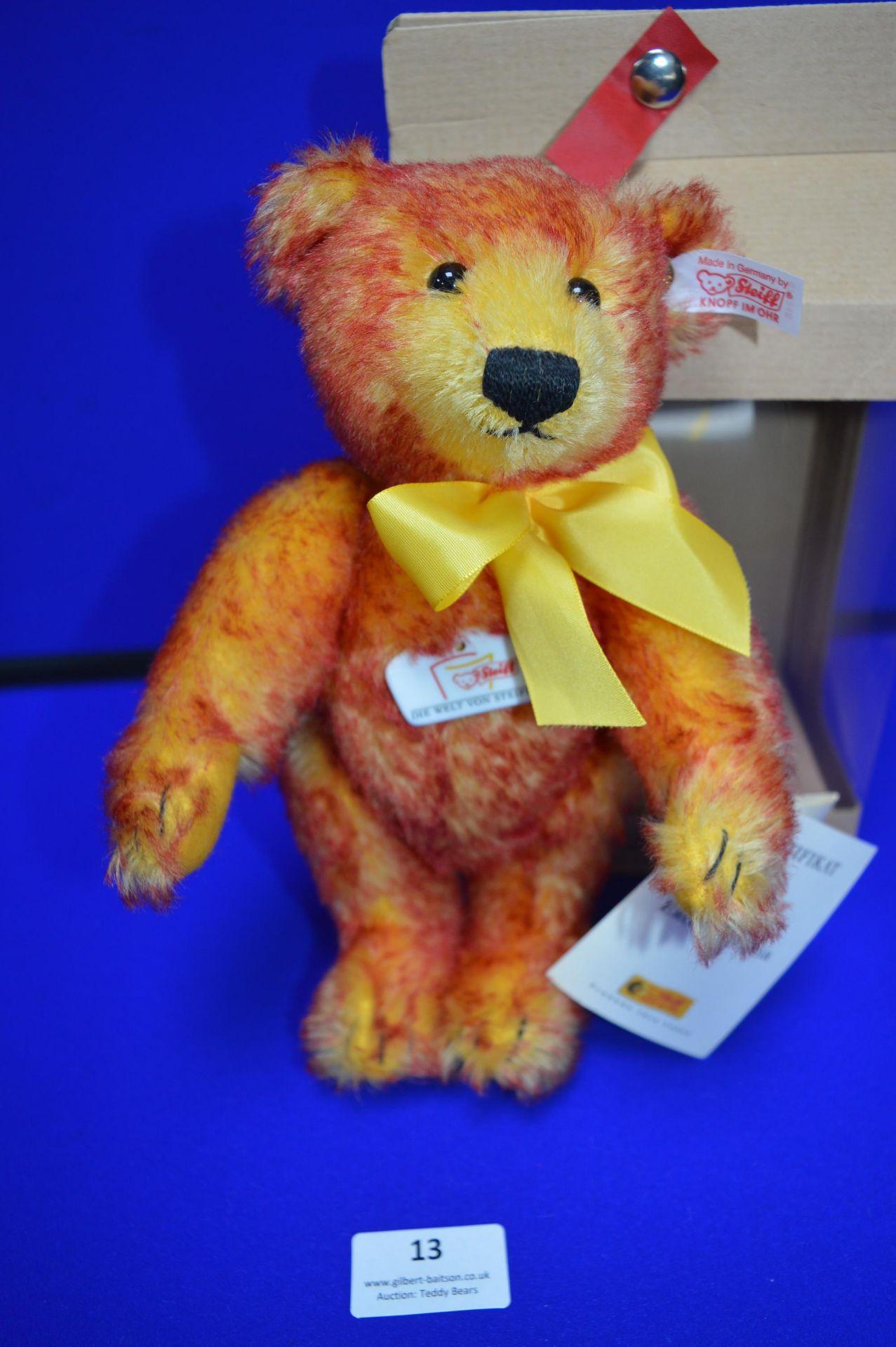 Steiff Celebration Bear (height 24cm) - Image 3 of 4