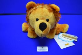 Steiff Cozy Friend Lion (length 30cm)