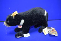 Steiff Classic Collection - Tasmanian Devil (length 47cm)