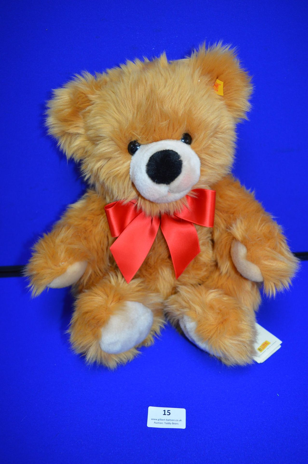 Steiff My First Teddy (height 40cm)