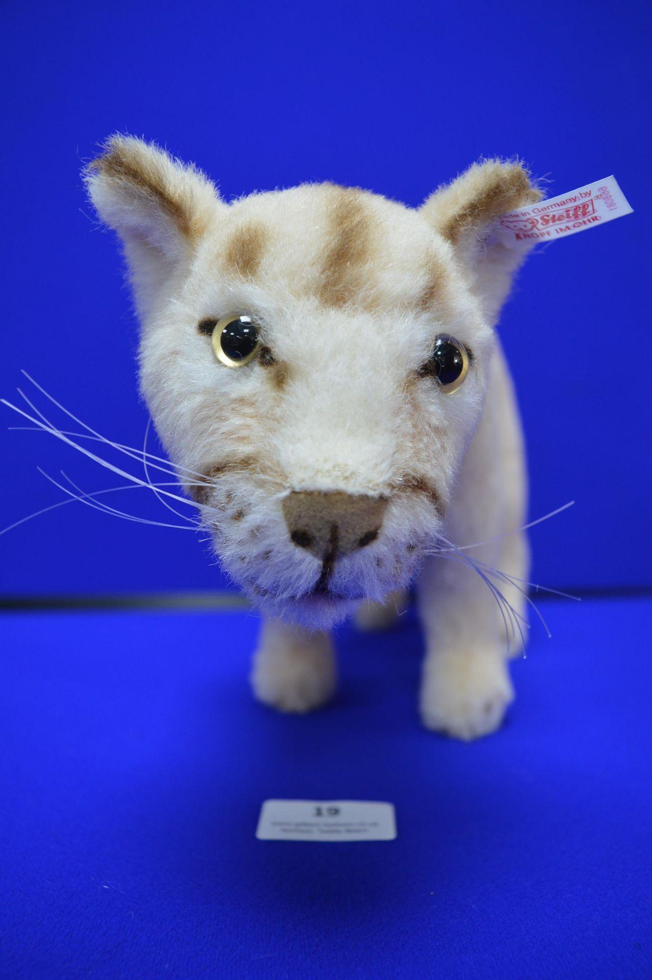 Steiff Cougar (length 40cm) - Image 2 of 3