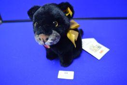 Steiff Snuffi Panther (16cm)