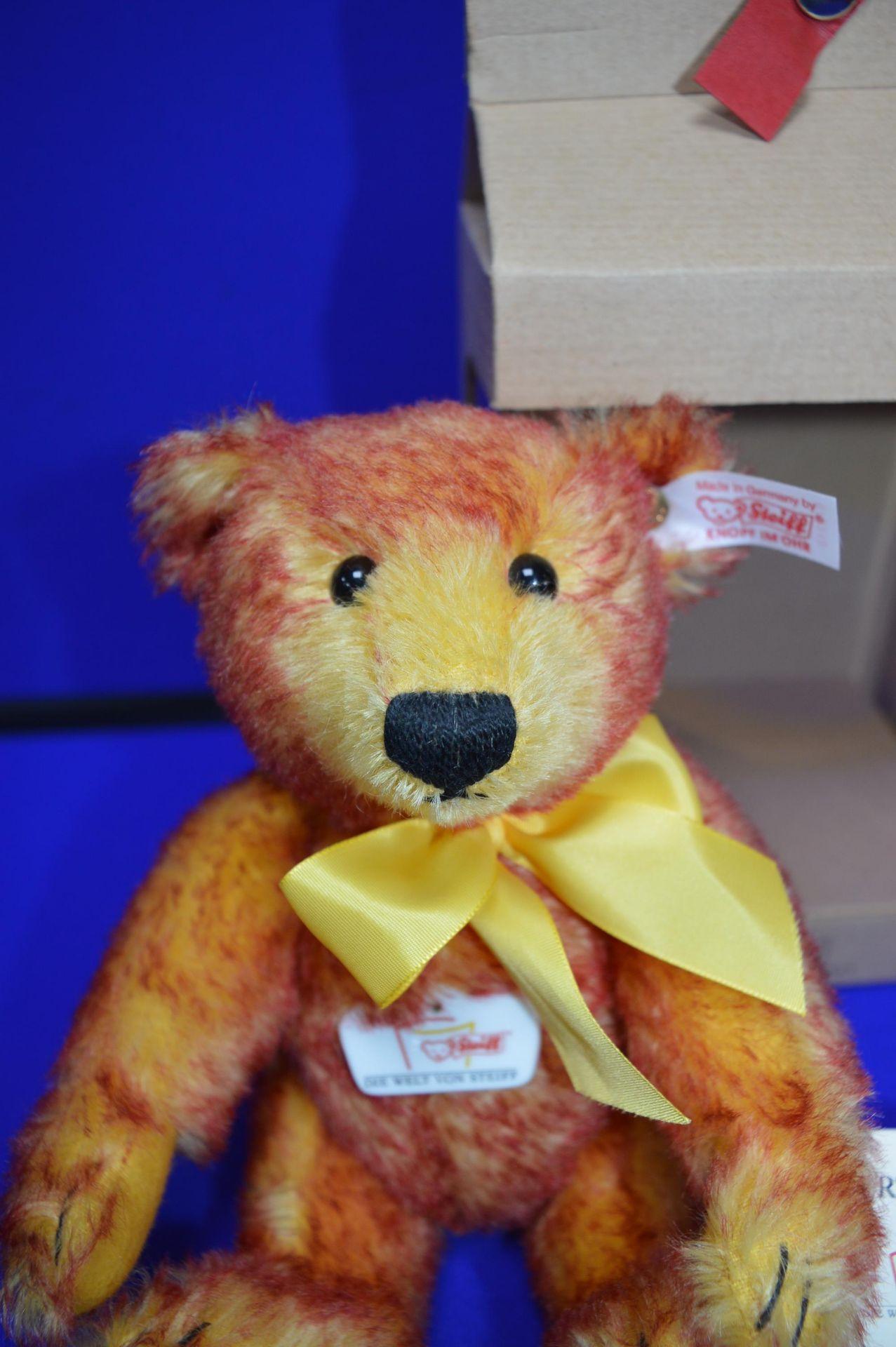 Steiff Celebration Bear (height 24cm) - Image 2 of 4