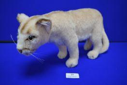 Steiff Cougar (length 40cm)