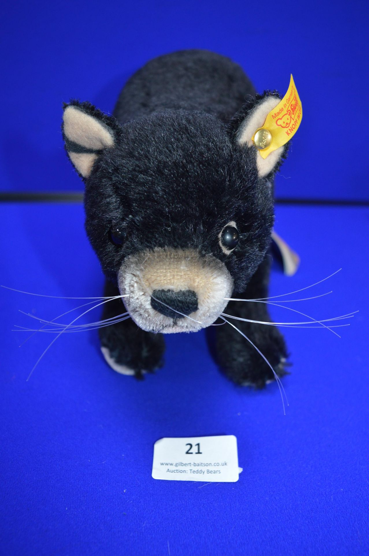 Steiff Classic Collection - Tasmanian Devil (length 47cm) - Image 3 of 4