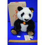 Steiff Panda no.35 (height 24cm)