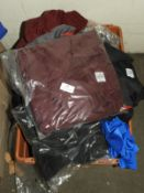 *36 Mixed Sportswear Items; Training Tops, Shorts, Tracksuit Bottoms, etc.