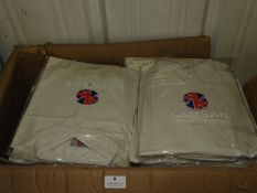 *29 Youths Size: L, and 25 Size: M Samsan Cricket Shirts
