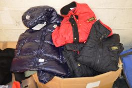 *16 Body Warmers and Jackets plus Mixed Items