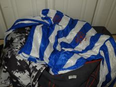 *Kit Bag Containing a Teams Football Kit; 12 Player's and 1 Goalkeeper's Shirt, Shorts, etc.