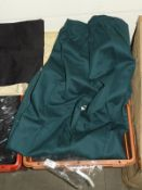 *12 Pairs of Green Drill Trousers
