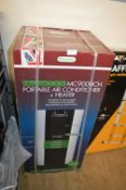 *Meaco Portable Air Conditioner Heat/Cool