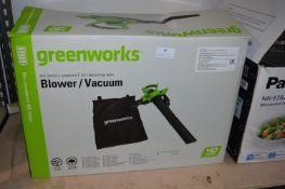 *Green Works Garden Blower/Vacuum