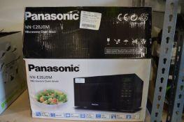 *Panasonic NNE28JBM Microwave Oven