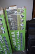 *Samba Fold A-Goal Football Net