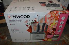 *Kenwood Multipro Compact Food Processor