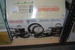 *Circulon 13pc Cookware Set