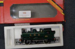 Hornby Railway OO Gauge GWR Loco Panier Tank