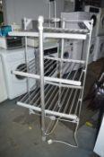 Folding Electric Drying Rack