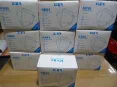 Ten Boxes KN95 Non-Medical Protective Masks