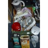 Kitchenware and Electrical Items
