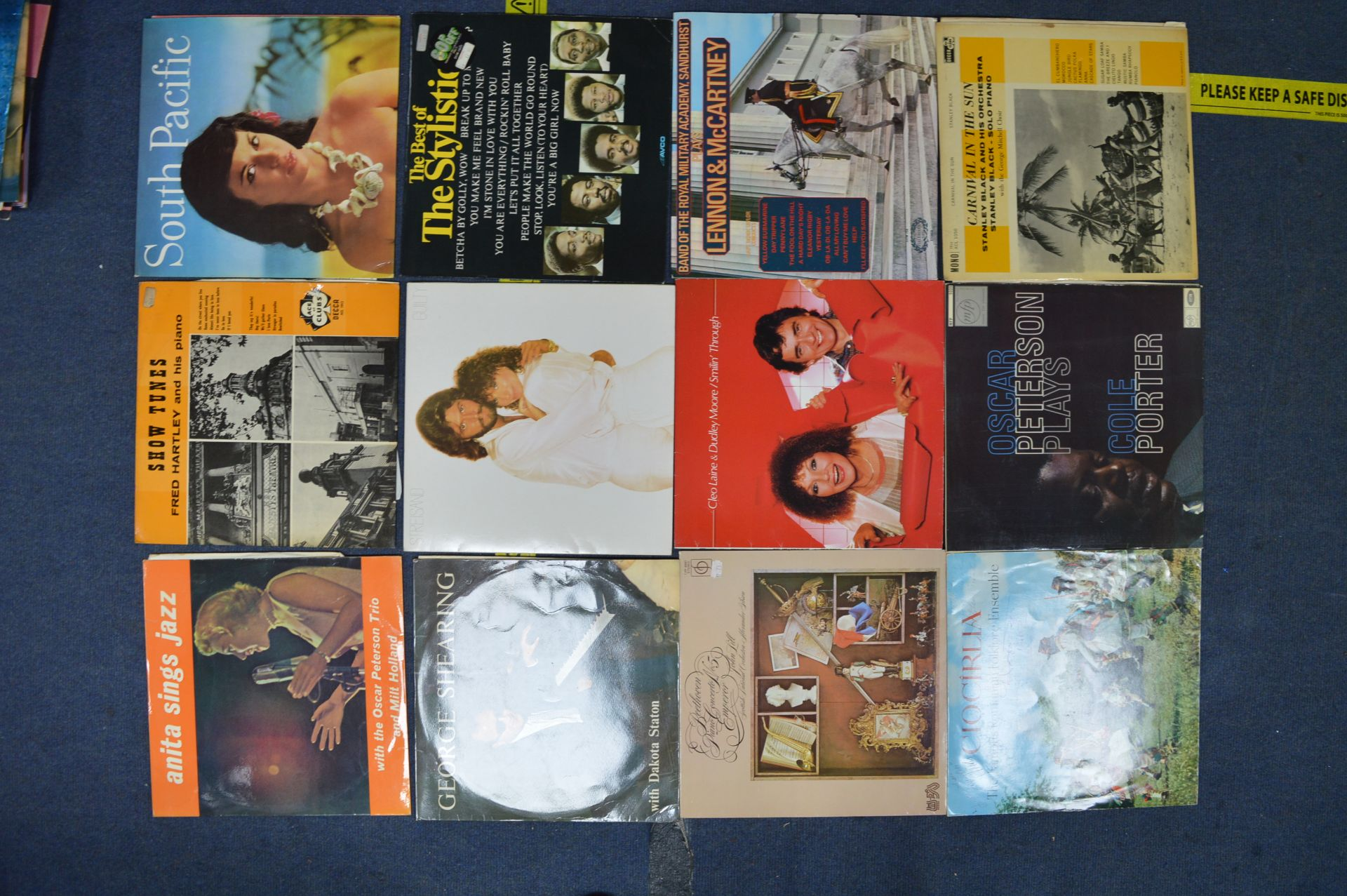 Vintage LP Records; Jonny Mitchell, Santana, Mike - Image 5 of 6