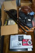 Cameras, Photography Equipment, Vintage Items, and