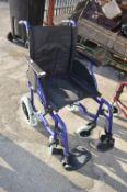 Igo Flight 90 Folding Wheelchair