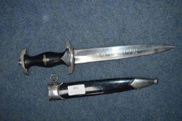 Reproduction German Military Dagger