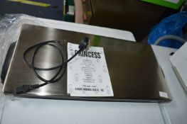 Princess Stainless Steel Warming Tray