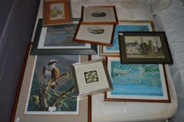 Framed Pictures and Prints
